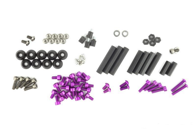 impulse rc purple screw pack for the Reverb