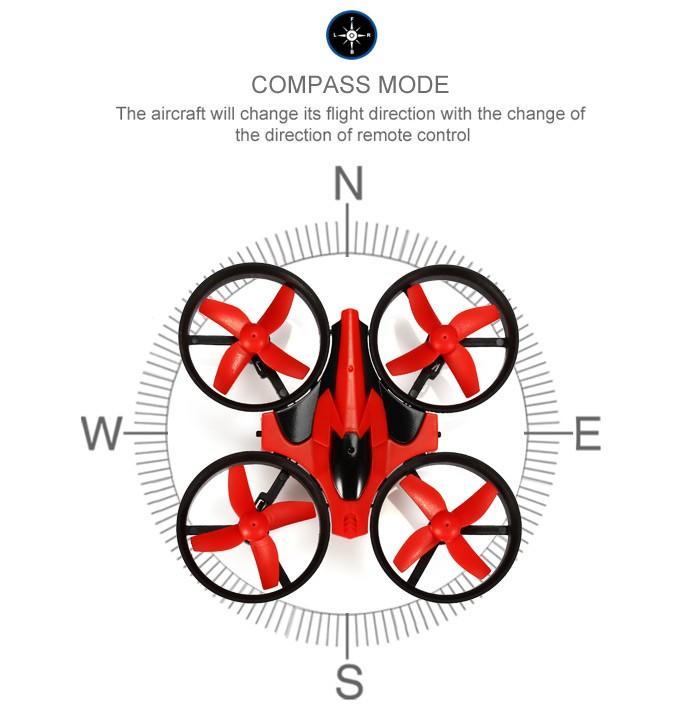 E010 Compass mode
