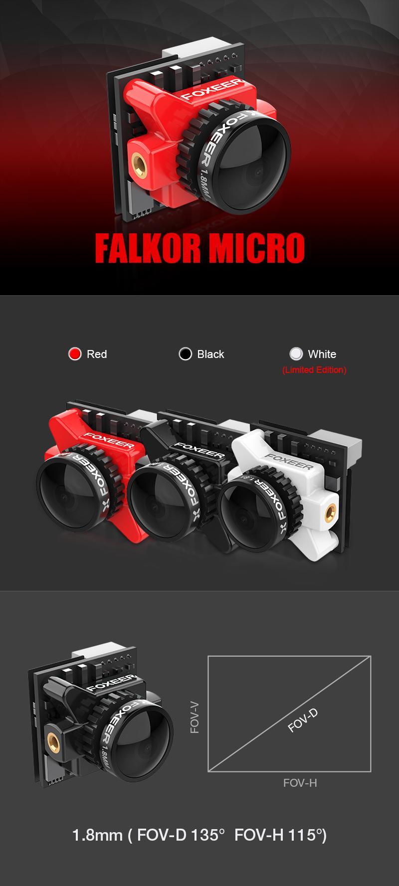 Foxeer Falkor Micro Camera