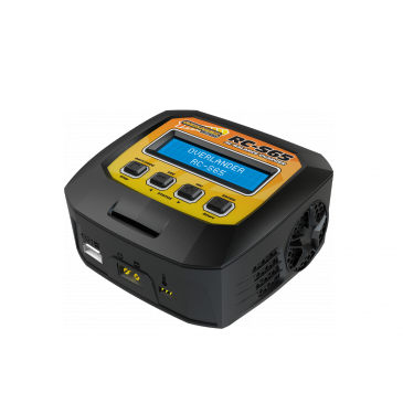 Overlander RC-S65 AC Balance Charger Discharger - 65w