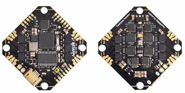 the All in one flight controller