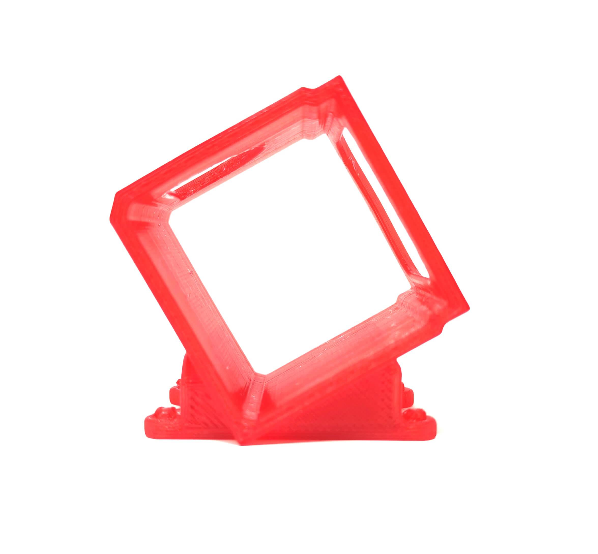 ImpulseRC Apex Gopro Session Mount in TPU side red