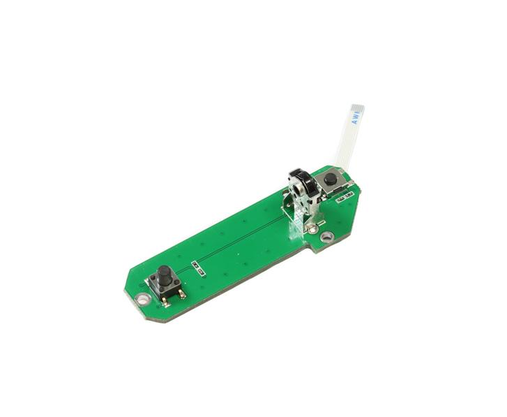 scroll wheel pcb spare part for T16 radio