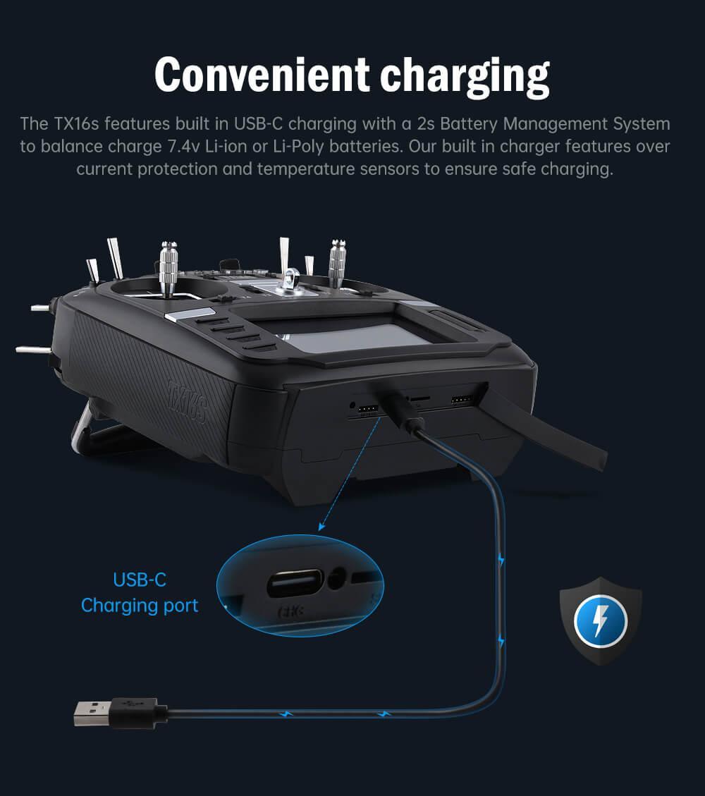 usb-c charging