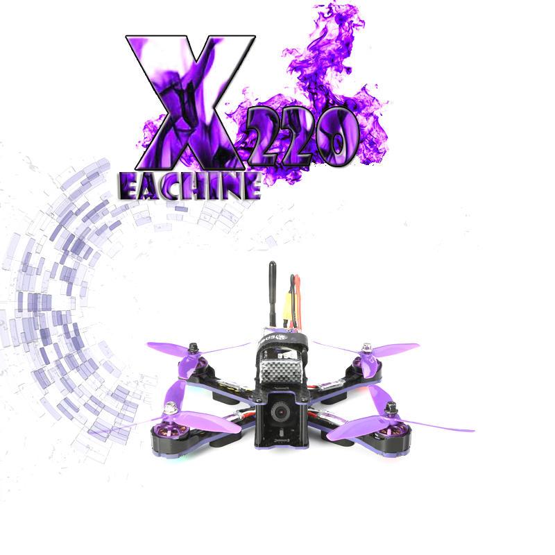 Original X220 Eachine Wizard racing drone