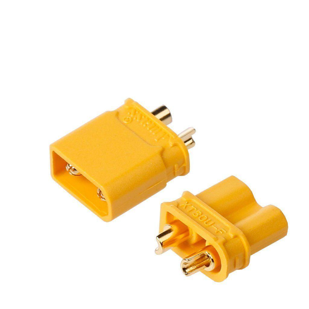 amass xt30 connectors pair