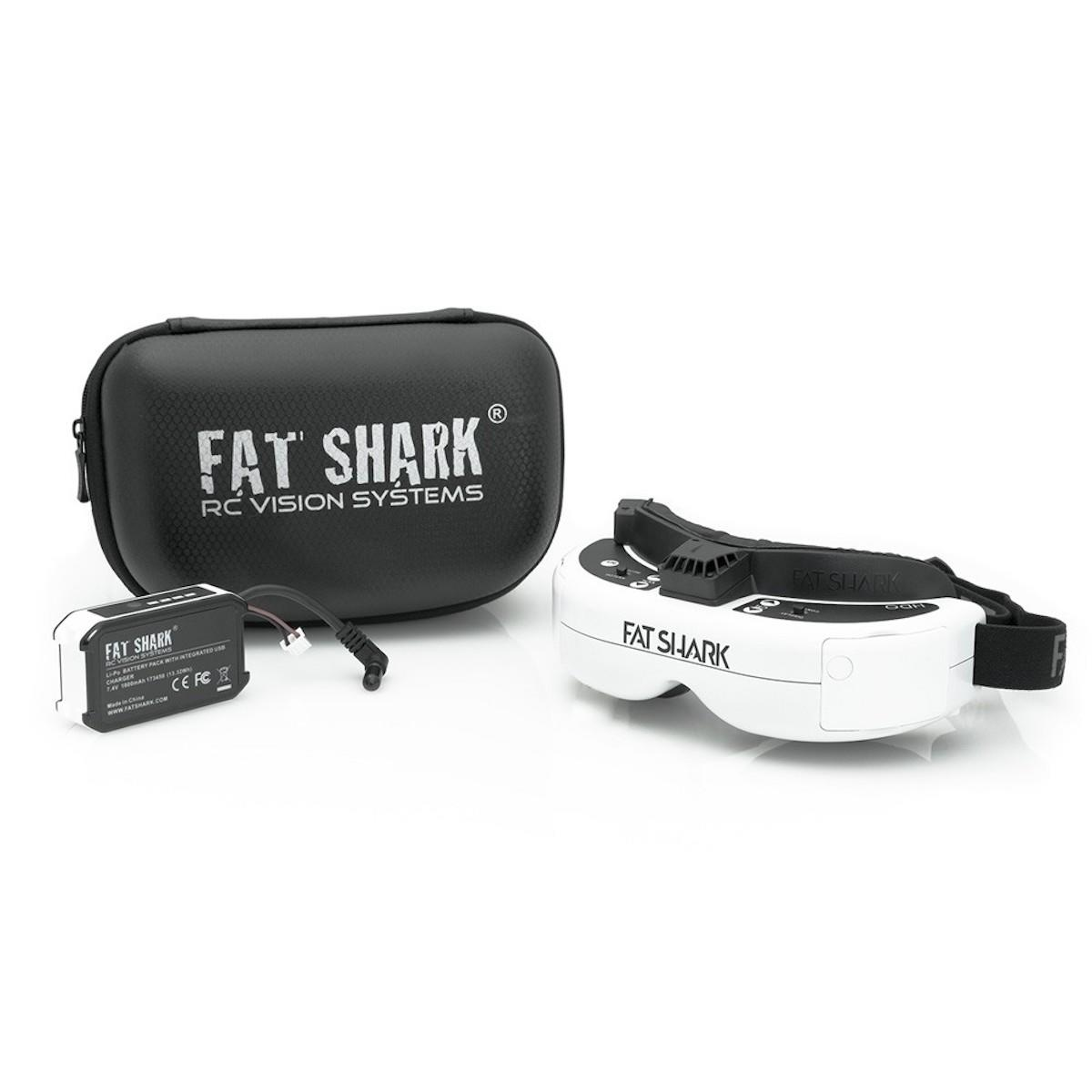 Fatshark Dominator HDO contents kit