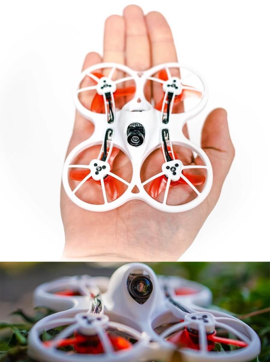 Small micro drone emax Tinyhawk rtf kit