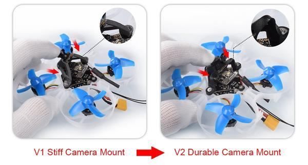 Z02 AIO Camera 5.8G VTX Wire-Connected Version for tiny whoop micro drone