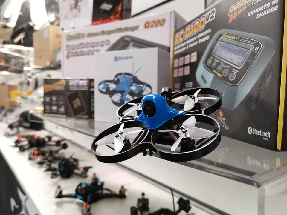 Beta85X Whoop Quadcopter aka CineWhoop