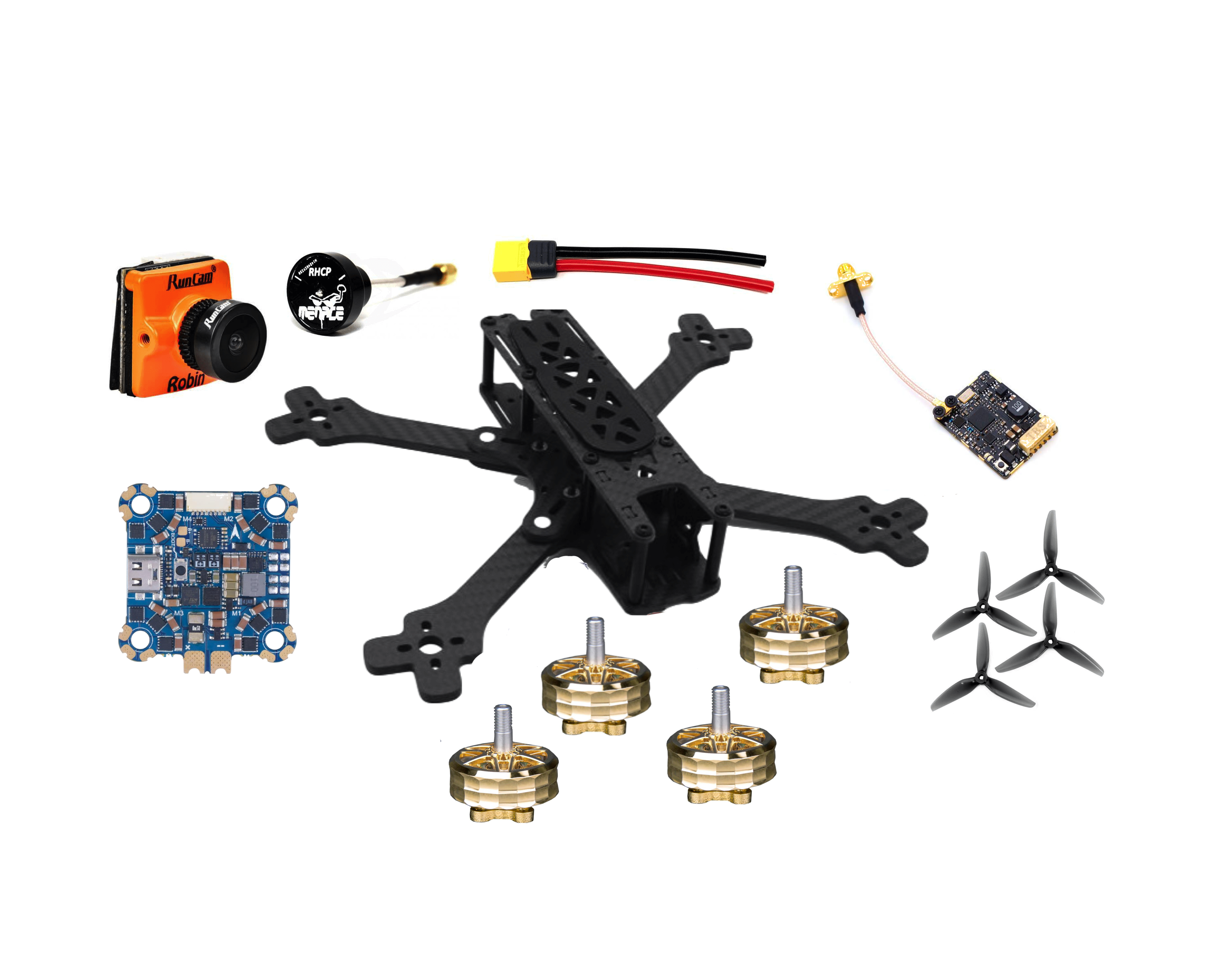 build your own freestyle drone 6s
