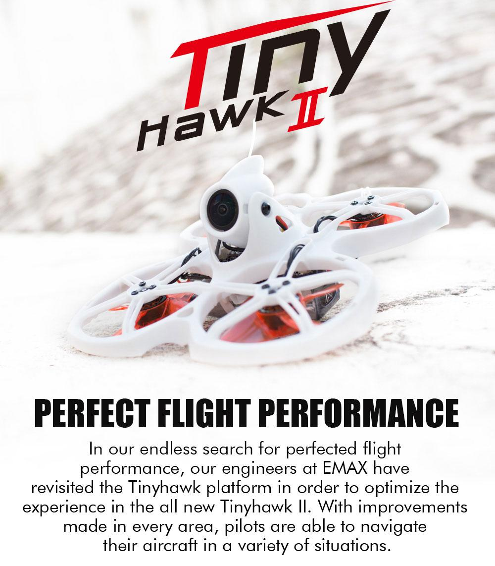 Emax Tinyhawk II Racing Drone full fpv kit
