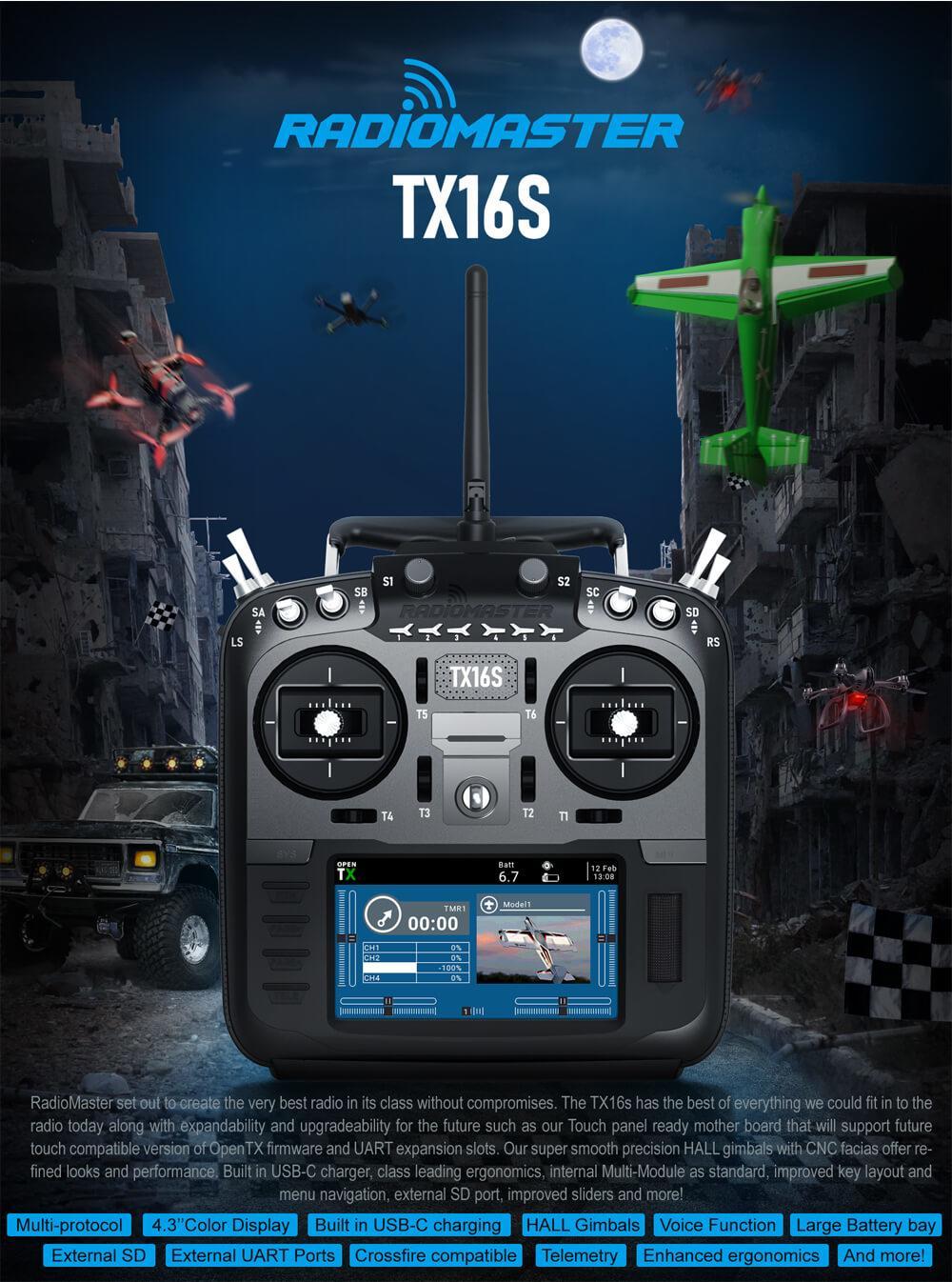 tx16s specs1