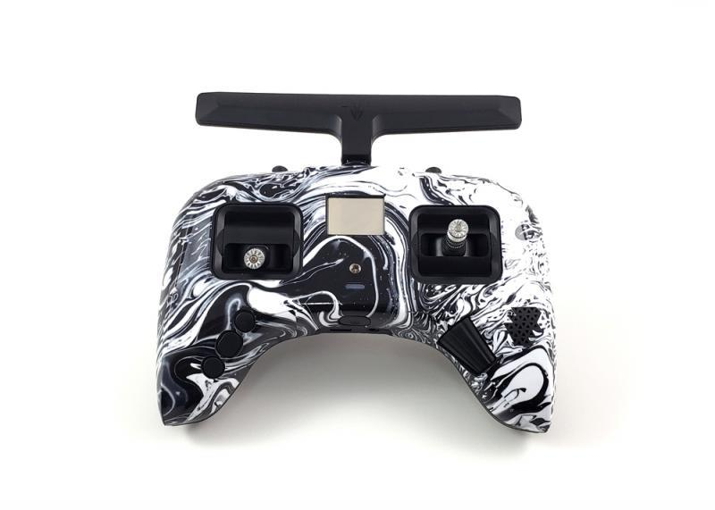 TBS TANGO 2 SKIN - LIQUIFY BLACK AND WHITE front