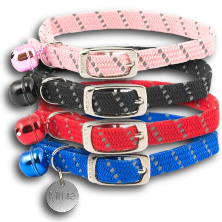 Reflective Cat Safety Collar