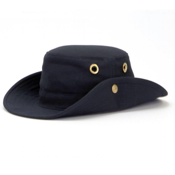 e660f304e21 Tilley T3 Cotton Duck Hat Navy