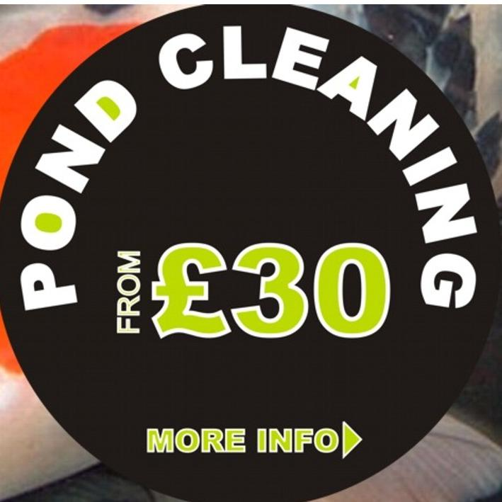 POND MAINTENANCE & CLEANING
