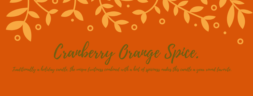 Cranberry & Orange Spice