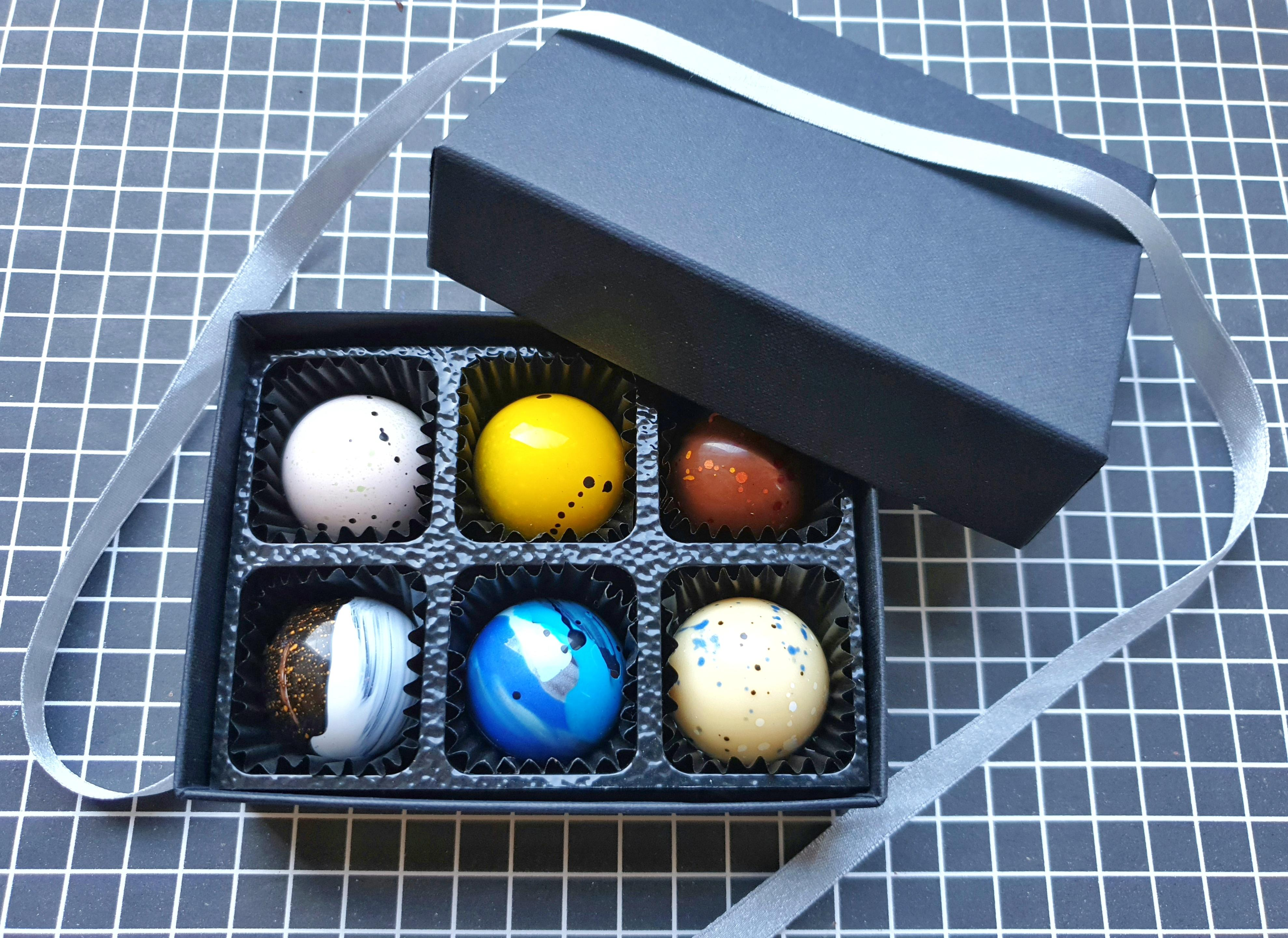 Scottish Gin Chocolate Collection 6