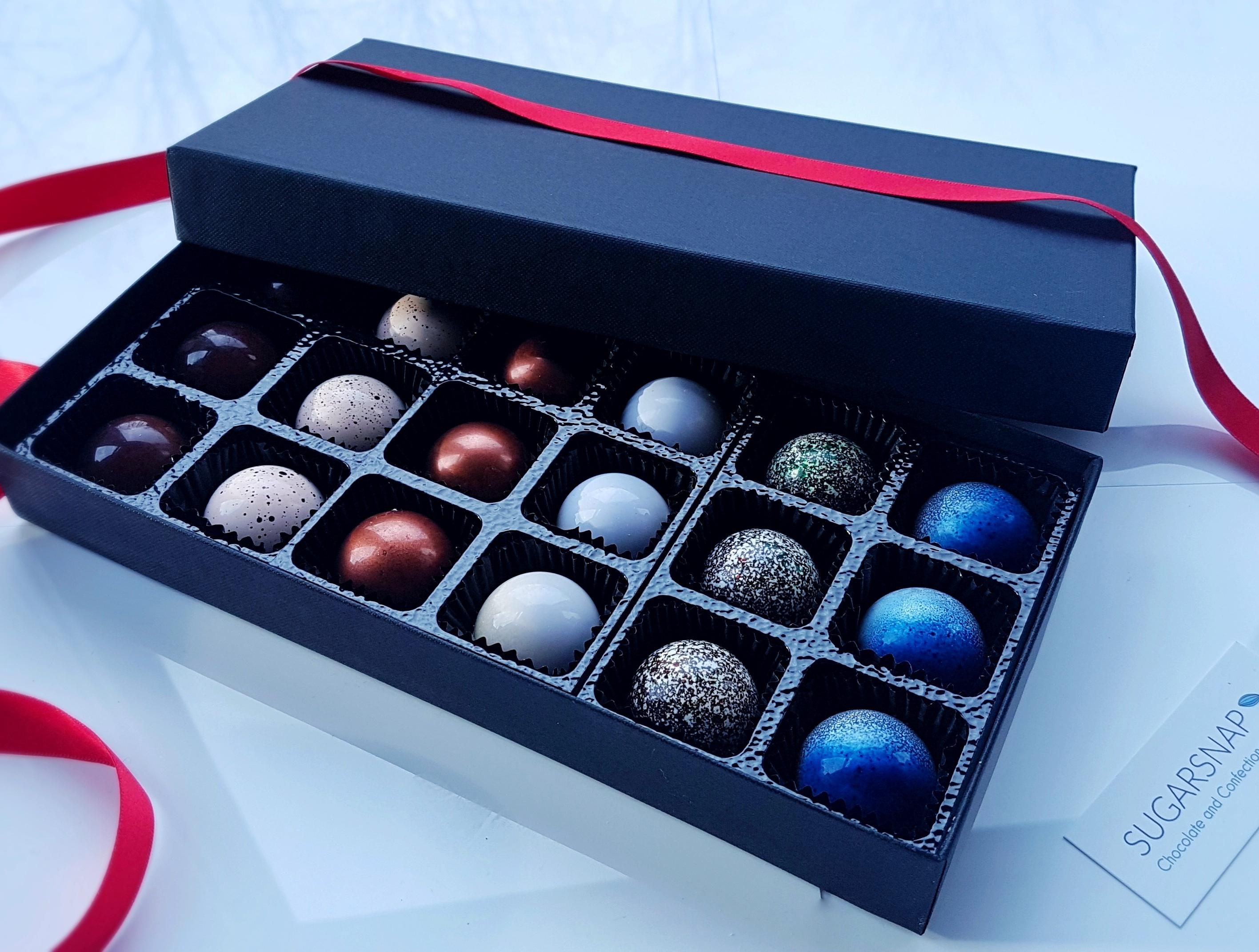 Boxed Artisan Chocolates 18