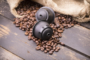 Alternative Dolce Gusto compatible coffee capsules