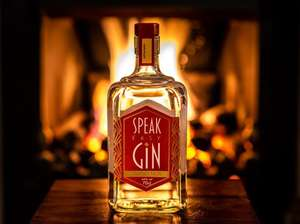 Speakeasy Turkey Trot Gin & Fire