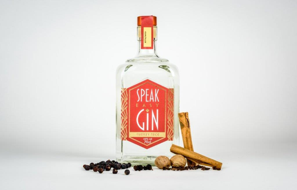 Speakeasy Turkey Trot Gin & Botanicals