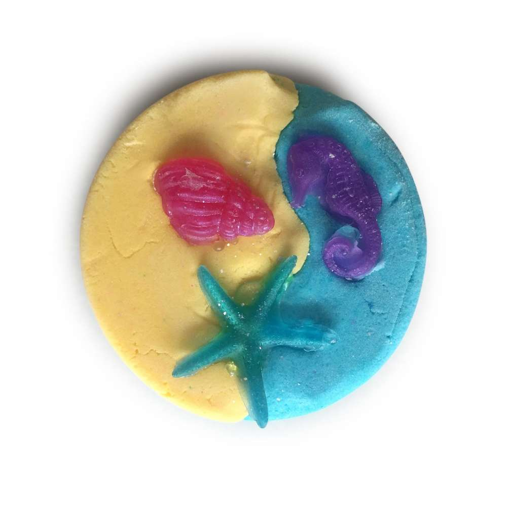 mermaid cove bubble bar