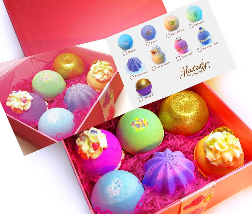 The Best Bath Bomb Gift Sets