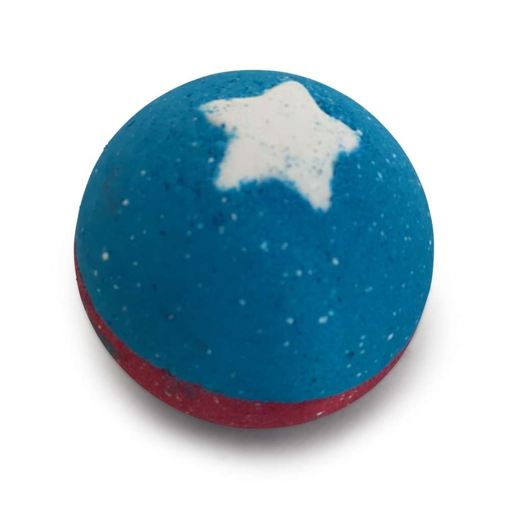 captain America bath bomb uk