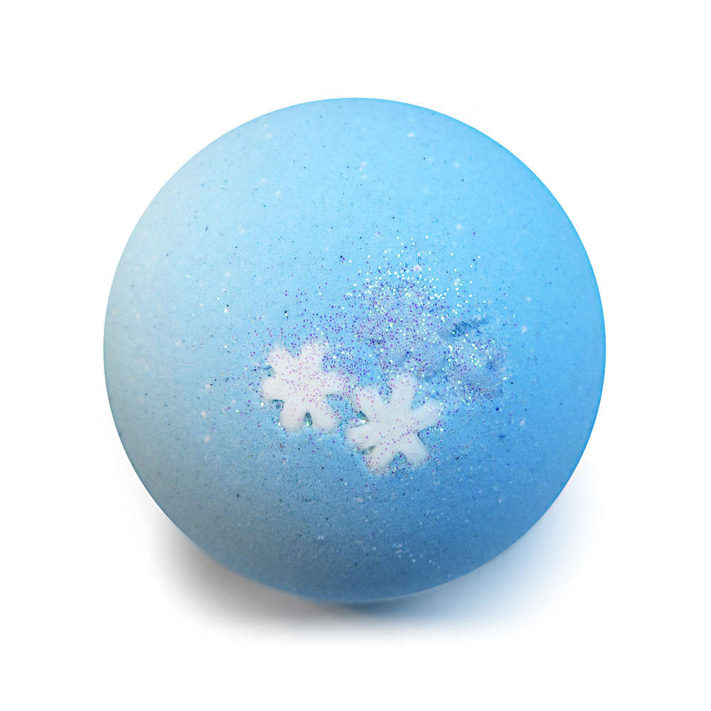 Angel bath bomb