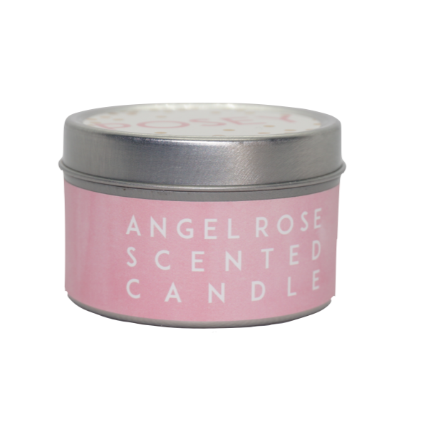angel rose candle