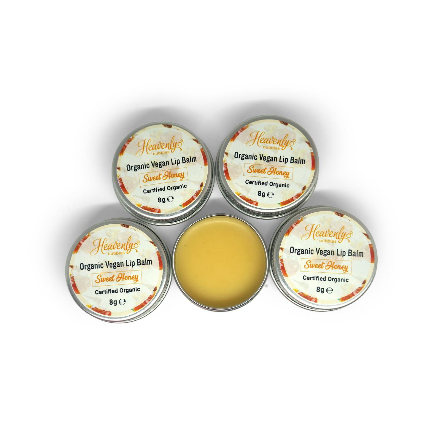 natural honey lip balm uk