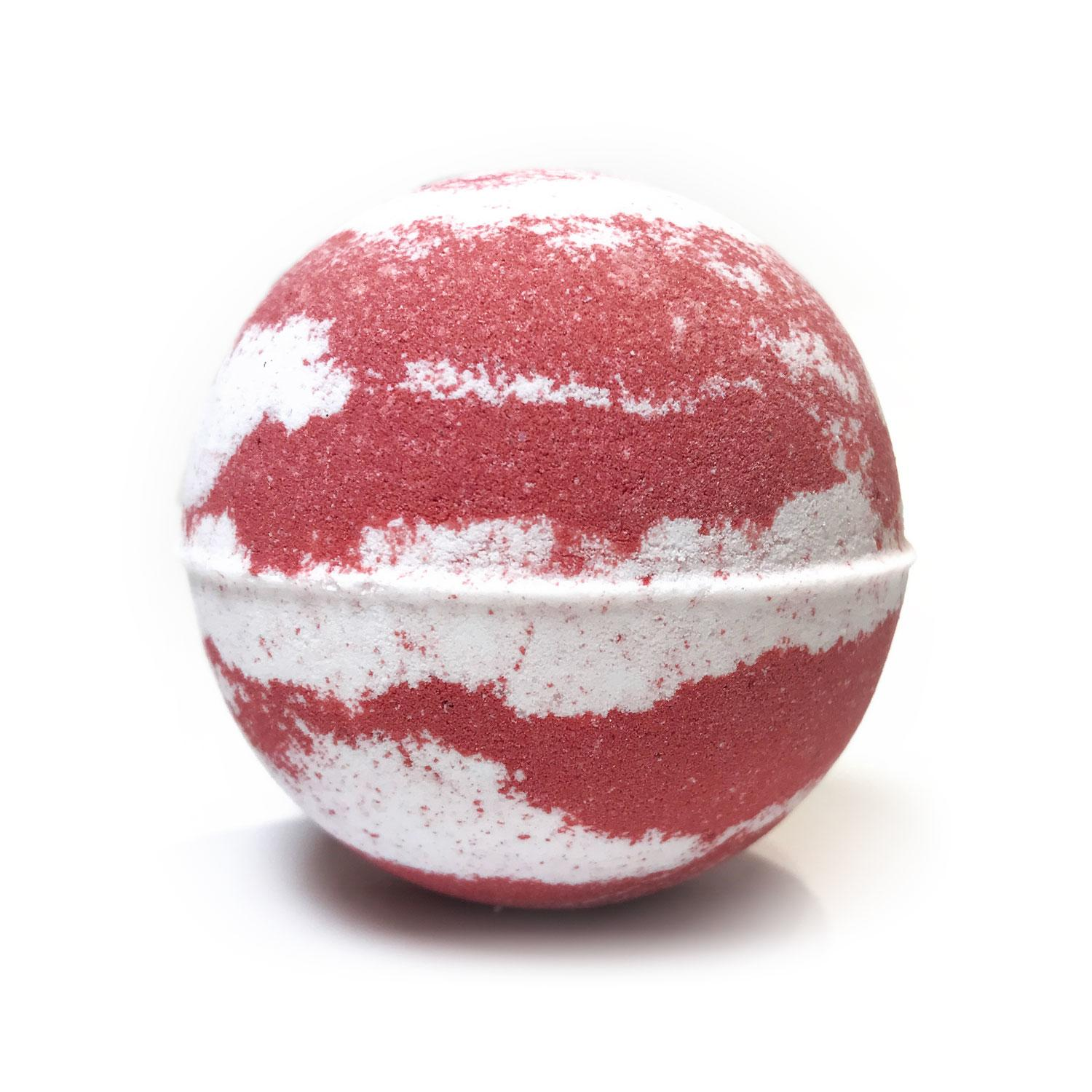 cherry cola bath bomb