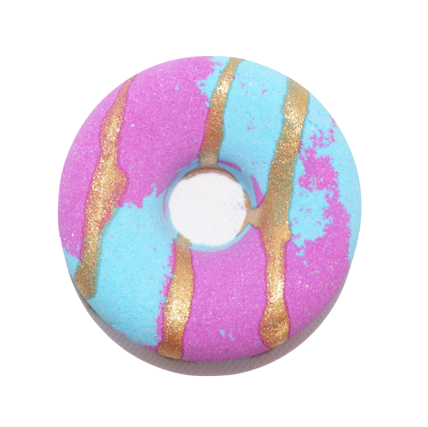 donut bath bomb uk