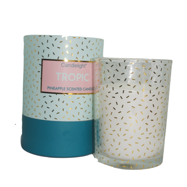 pineapple candle uk