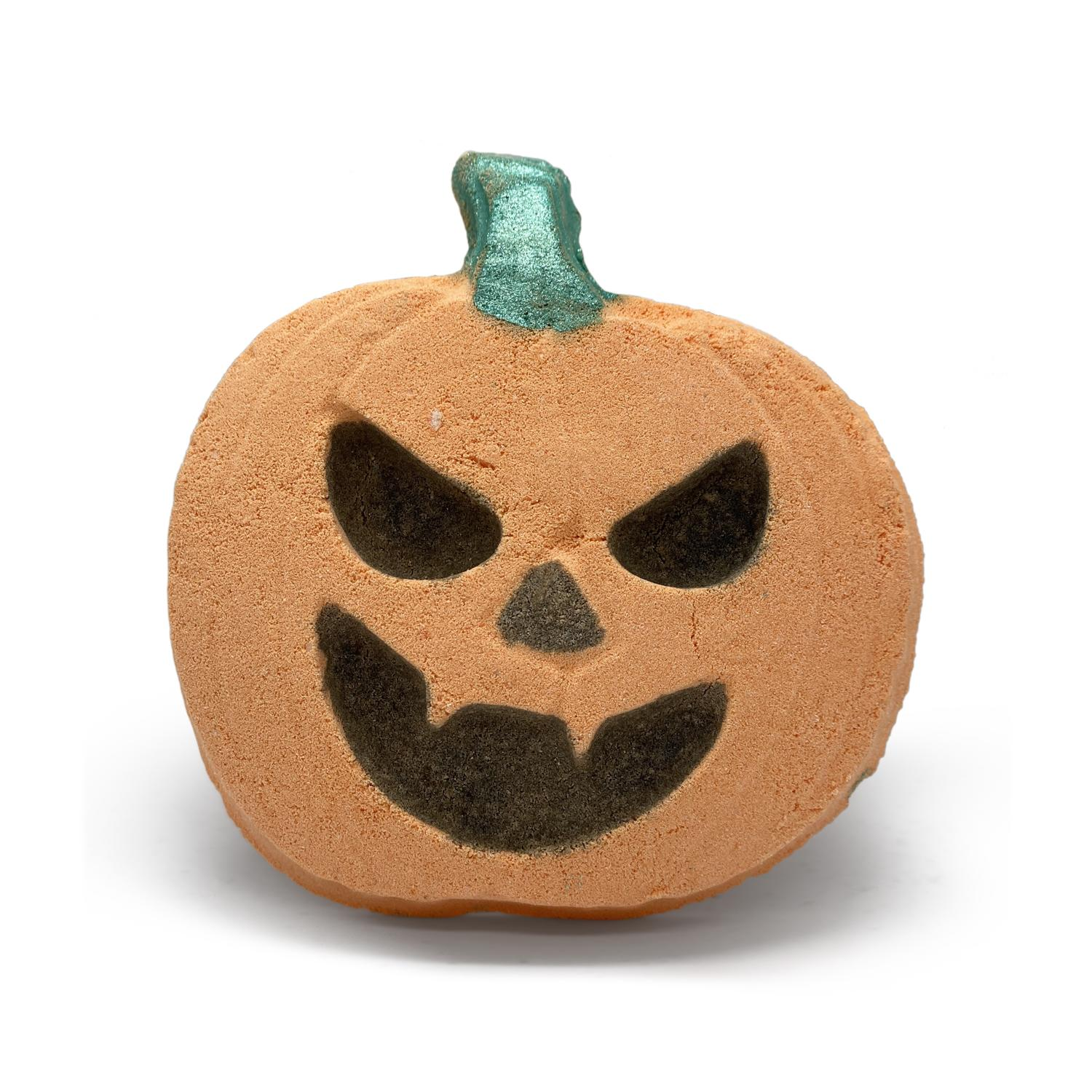 pumpkin bath bomb uk