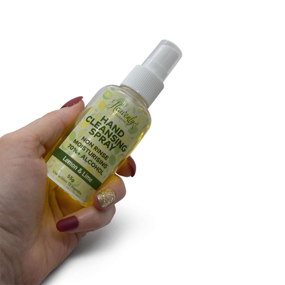 lemon hand cleanser uk