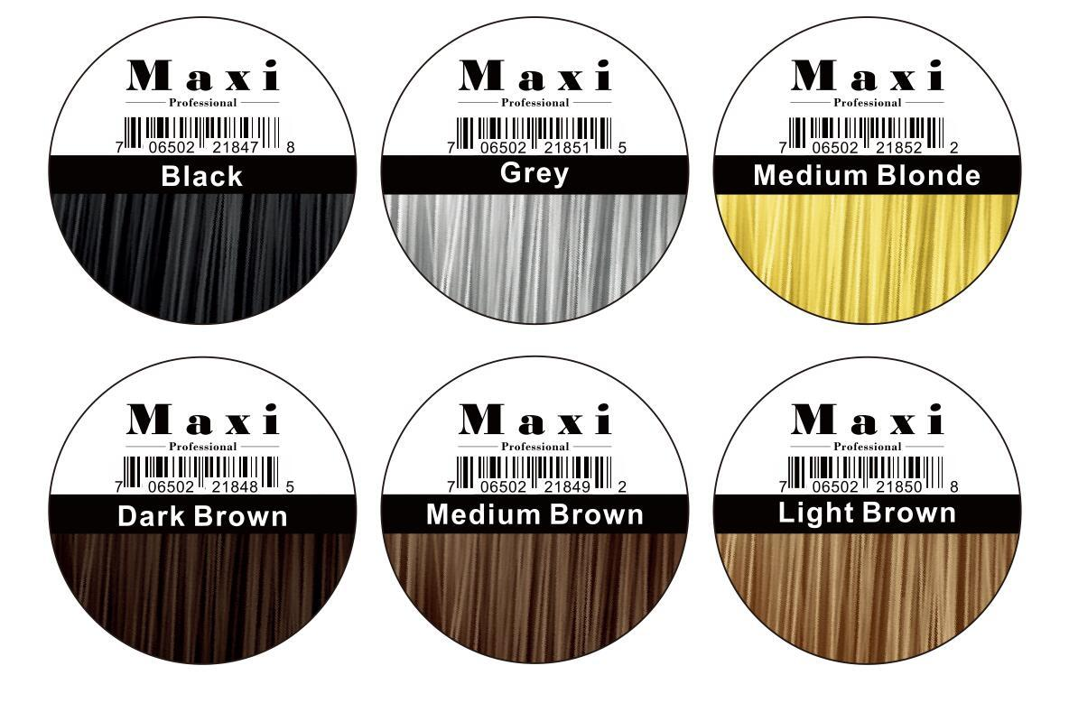 maxi fibres colour