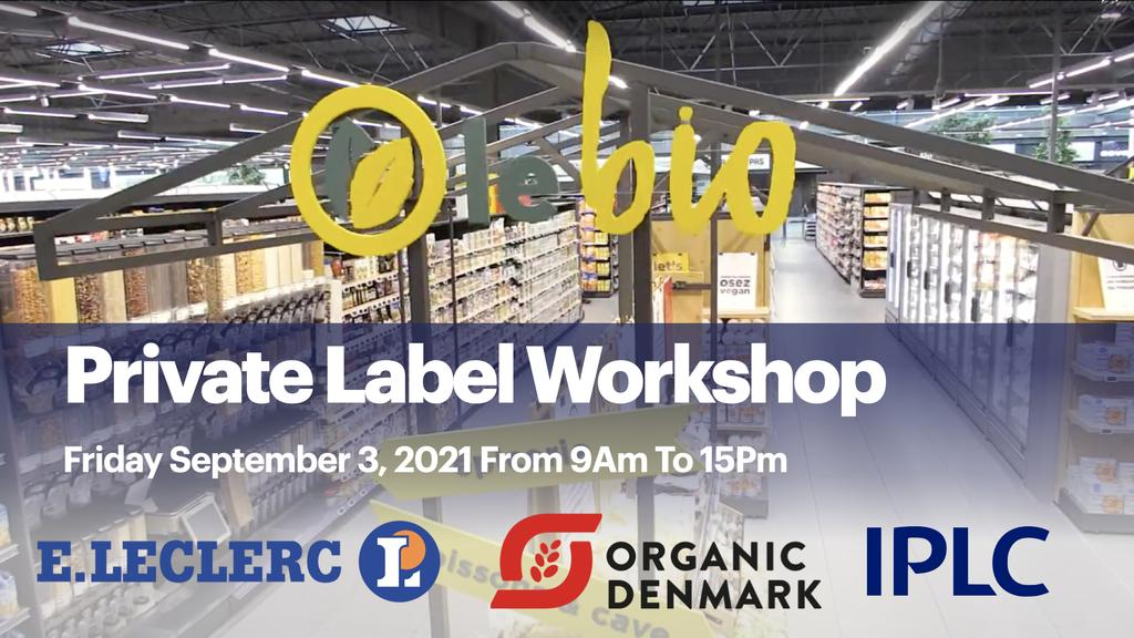 FRENCH SUPER MARKET CHAIN, E.LECLERC SCAMARK, COMES TO DENMARK AND PARTICIPATES IN EXPORT WORKSHOP