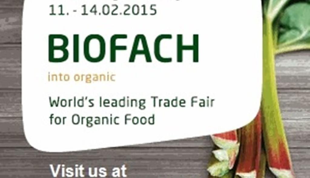 Experience innovative Danish Organic Companies at BioFach 2015