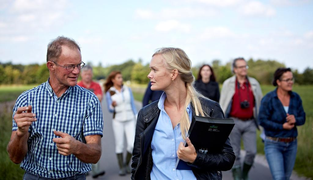 Organic Denmark hosts two press tours for foreign journalists