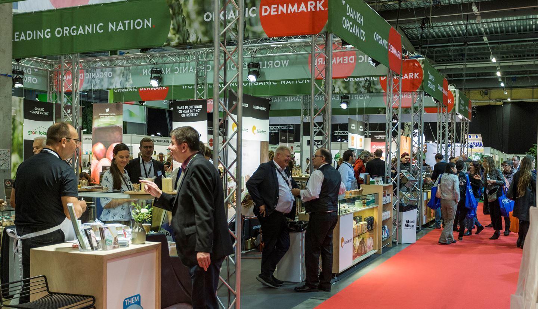 Nordic Organic Food Fair | Look Food