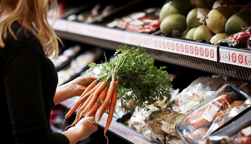 Danish customers buy organic groceries as never before