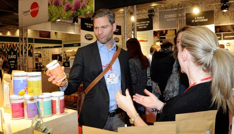 Swedes have a taste for Danish organic products