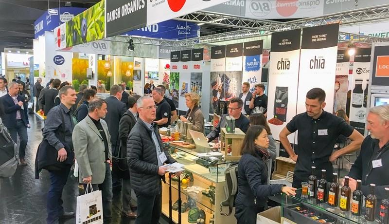 Innovative Companies from Denmark attend BioFach 2018