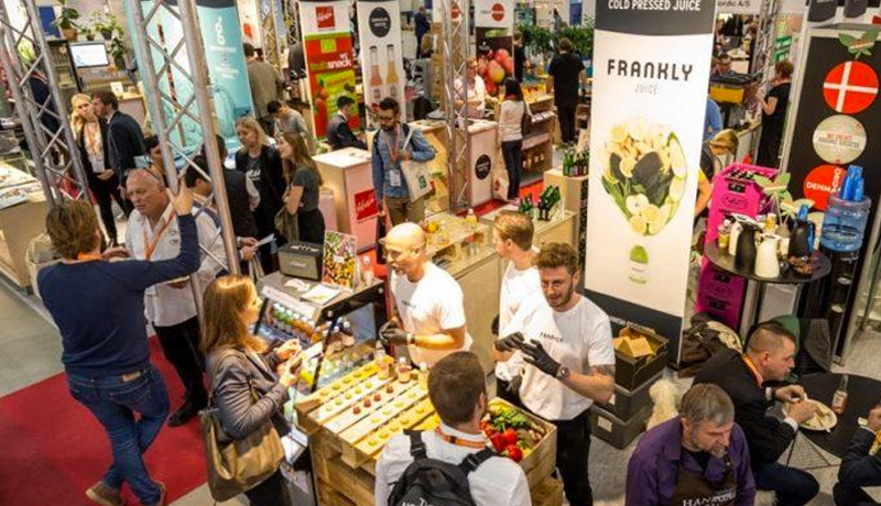 "Denmark receives the title ""Country of the year"" at Nordic Organic Food Fair 2019"