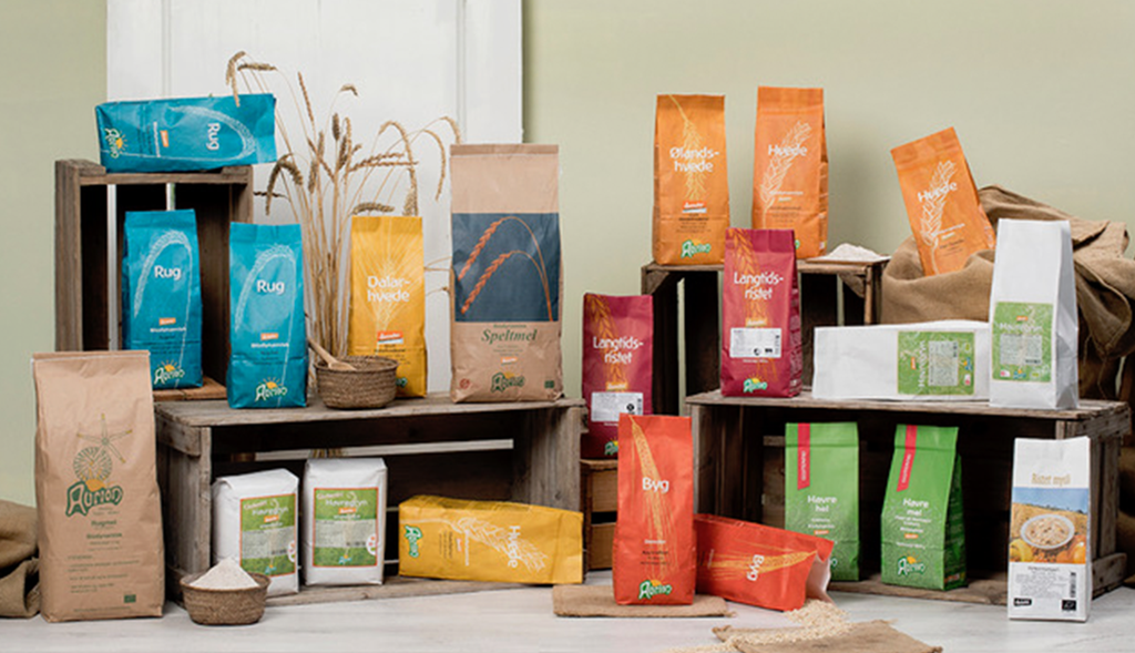 Demeter biodynamic cereal products – frontrunner in Denmark