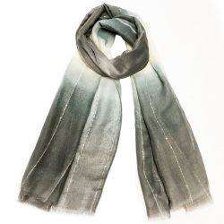Ombre sparkle scarf