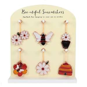 bee-utiful suncatchers
